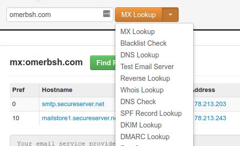 domain-spf-check